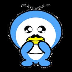 ひげペンギン