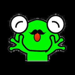 ひげカエル