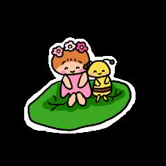花の妖精のぽぽちゃん2