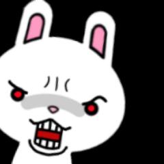関西弁の白ウサギ