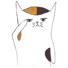 CALICO CAT Mi-ke