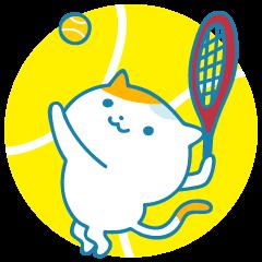 ねこっとテニス