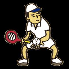 俺たち、ソフトテニス部。