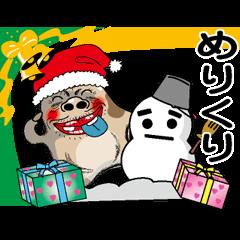クリスマス・年末・年始【ハムスター編】