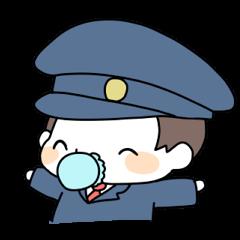 ★癒しの赤ちゃんポリス☆