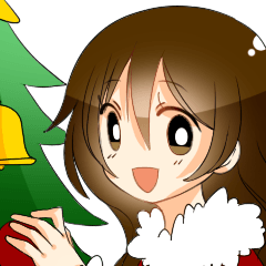 クリスマス&年末年始(女の子version)