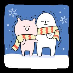 冬&お正月。
