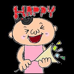 まりこの Happy Anniversary !!