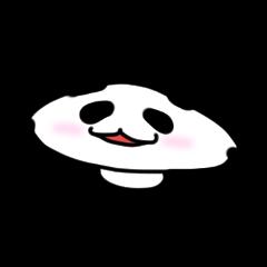 「パンダのパム田さん」