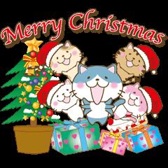 クリスマス・年末・年始【ねこねこ編】