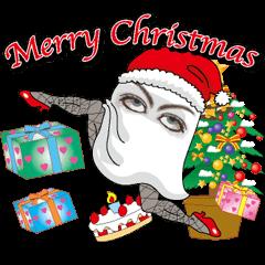 クリスマス・年末・年始【メジェド様編】
