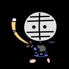ほのぼの剣士