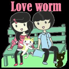Love worm