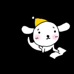 タレミミ犬(お星様日常生活編)