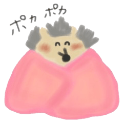 ハリネズミのポッター【冬編】