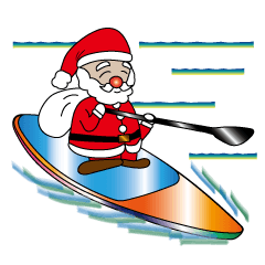 Stand Up Paddle(SUP)Life2(Xmas &NewYear)