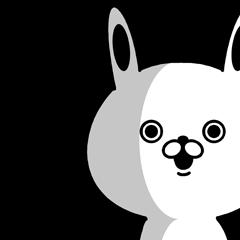 政治家ウサギ