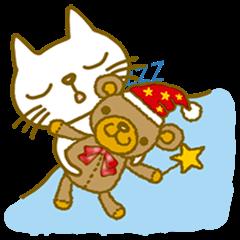 ねこの三郎と時々チュー吉3(冬Ver.)