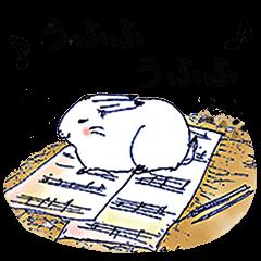 月夜の夢想ウサギ ちいさなUsagi第8弾