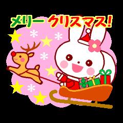 うさぎちゃんとおともだち5(冬・年末年始)