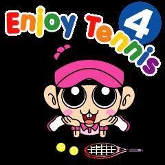 エンジョイ テニス 4