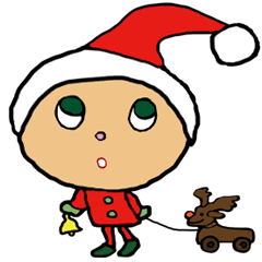 トキちゃんのクリスマス