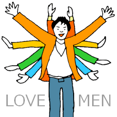 Choosey Love Men