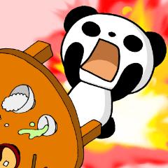 げきれつパンダ