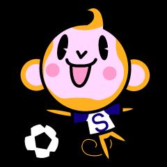猿のフットサル・サッカー