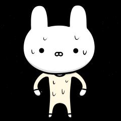 こてこて関西弁ウサギ