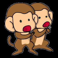 猿でも分かる