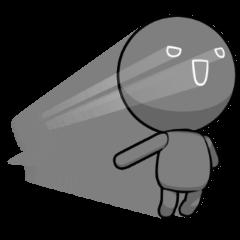 おしゃべりロボ(黒)