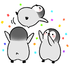ペンギンきょうだい4
