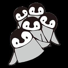 こどもペンギンのペンさん