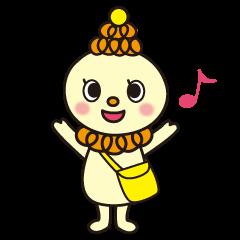 「ブルル」SCN公式キャラクター