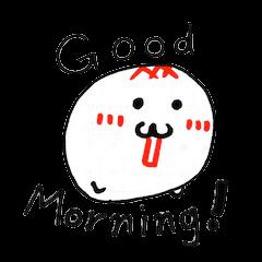 おもちの朝