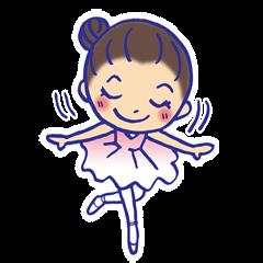 美しく咲くバレエダンサーを目指せ!