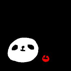 大阪弁モテモテぱんだ Cute Osaka Panda