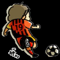サッカー!フットサル!
