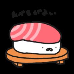 お寿司うさぎ