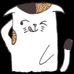 三毛猫のミケ 第二弾