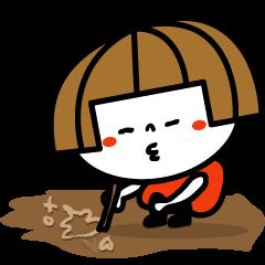 リトルおかっぱちゃん