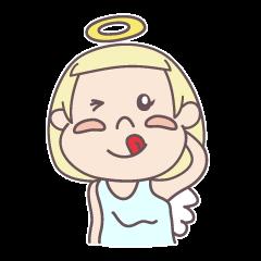 おかっぱ天使ちゃん
