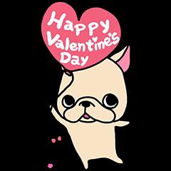 フレブルちゃんのバレンタイン