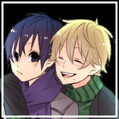 男子高校生の友情