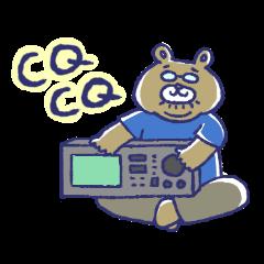 CQアマチュア無線ハム