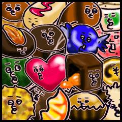 世界のチョコレート バレンタイン 必勝!