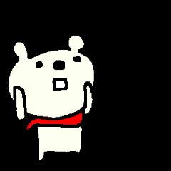 関西弁くまさん Cute Kansai Bear!