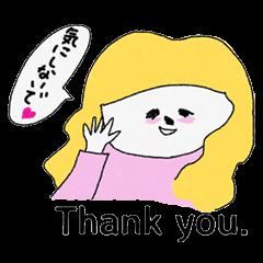 ありがとうを伝えよう