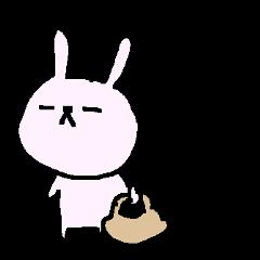 家族連絡!業務連絡!うさぎさん rabbits